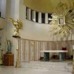 Altare Chiesa interna al Comprensorio