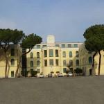 Palazzina Uffici - Cortile interno