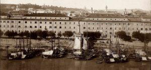 San Michele nel 1878